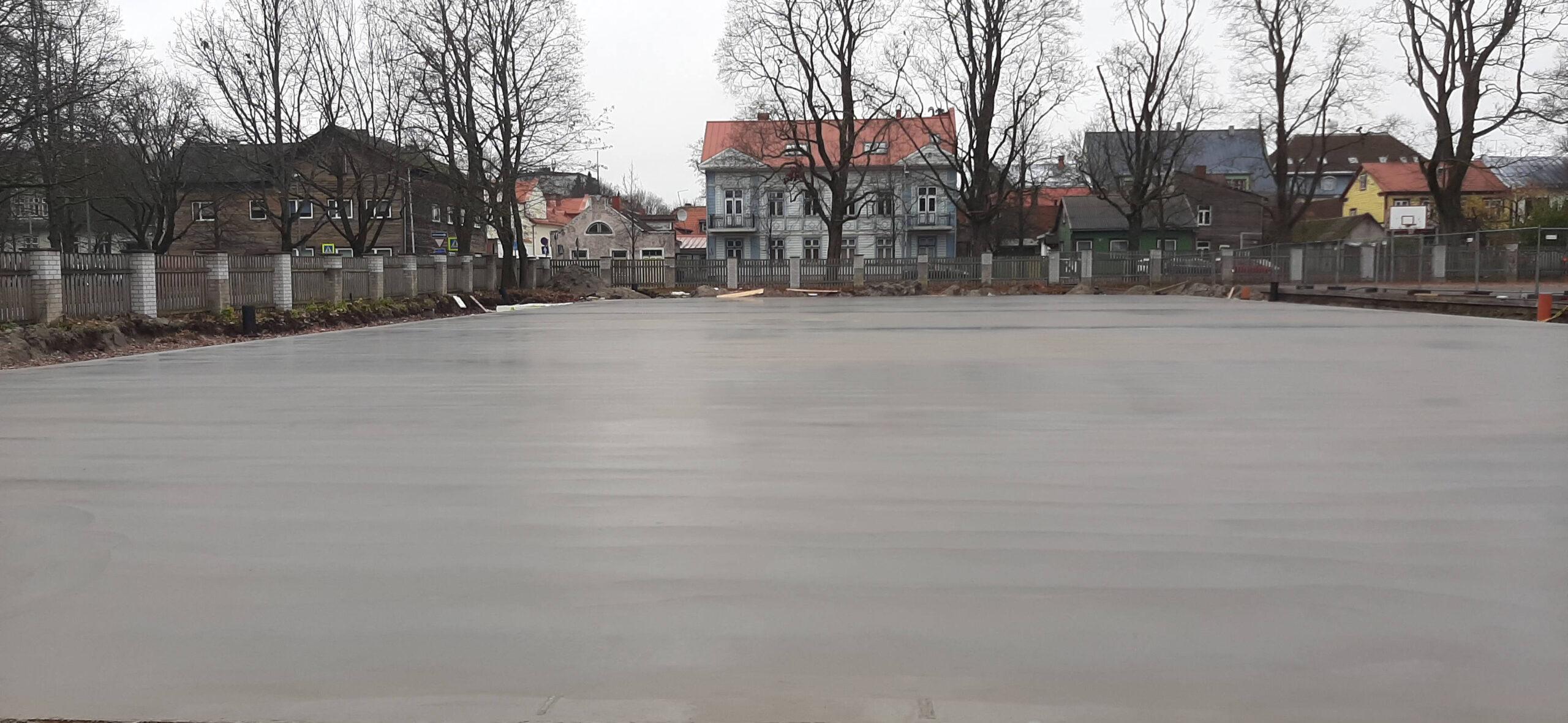 Pärnu jääväljak